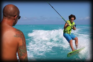Perfect your technique on the waters of providenciales