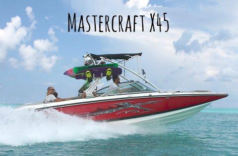 Mastercraft X45