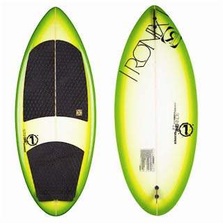 Ronix One wakesurf board used at Nautiquesports