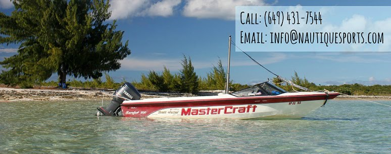 Mastercraft Barefoot 200 in the Turks and Caicos Islands