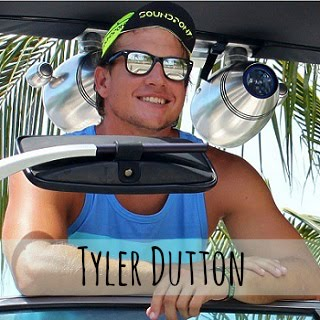 Tyler Dutton, partner at Nautiue Sports