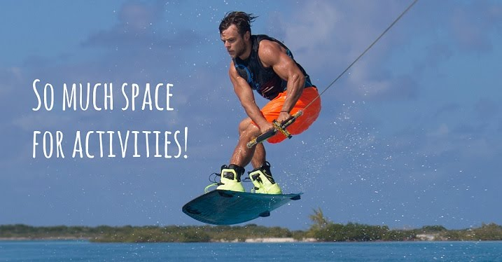 Activities in the Turks and Caicos with Nautique Sports
