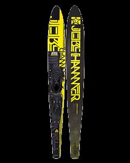 A great waterski to use in Leeward or Gracebay