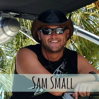 Sam Small, partner at Nautique Sports